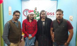 Merry Christmas @ Cybertoss