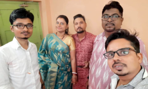 After the Auspicious Puja
