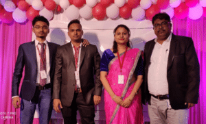 BDM and Operations Managers with Employee of the year