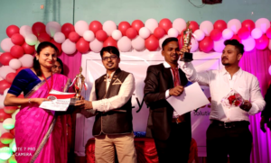 Employee of the Year Award
