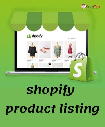 Top 7 Criteria One Should Not Forget While Listing Products On Shopify