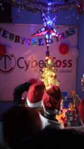 Merry Christmas @Cybertoss